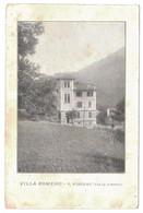 VILLA ROMERO - S. VINCENT (Valle D'Aosta) - 1912 - Otras Ciudades