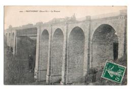 (79) 328, Parthenay, Le Viaduc, Train - Parthenay