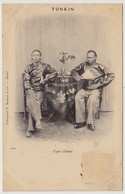 - CB53619CPA - TONKIN - Types Chinois - Carte Pionnière - Très Bon état - ASIE - Vietnam
