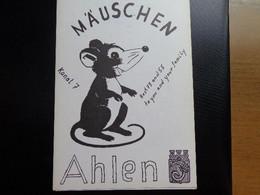 RADIO / Ahlen, Mauschen, Kanal 7 - Ahlen
