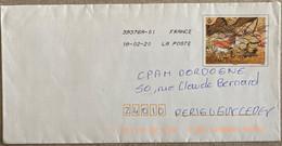 France 2020 : Prêt à Poster Lascaux Dordogne Lettre Verte Lot 42J/18666 - Prêts-à-poster: Other (1995-...)