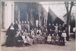 Meise Meysse  Photo Hommage Et Reconnaisances Aux Etats-Unies Ecoles Des Soeurs De Marie 1915 Meysse - Meise
