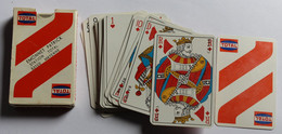 Ancien Jeu De 32 Cartes Rare Garage TOTAL Emonnet Patrick Station Total Mayenne - 32 Cards