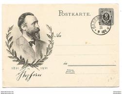 126 - 64 - Entier Postal Illustré 1931 - Stamped Stationery