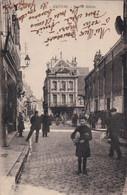Nevers (58) Rue De  Nièvre CPA Circulée - Nevers