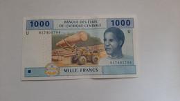 1-BILLET-1000-FRANCS-CAMEROUN-2002-NEUF - Camerún