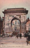Nevers (58) La Porte De Paris  CPA N Circulée - Nevers