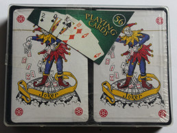 Double Jeu De 32 Cartes à Jouer Neuf Made Playing Cards Amsterdam - 32 Cards