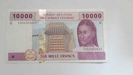 1-BILLET-10000-FRANCS-CAMEROUN-2002-NEUF - Camerún