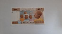 1-BILLET-500-FRANCS-CAMEROUN-2002-NEUF - Camerún
