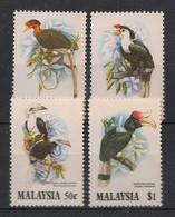 Malaysia - 1983 - N°Yv. 280 à 283 - Oiseaux - Neuf Luxe ** / MNH / Postfrisch - Non Classificati