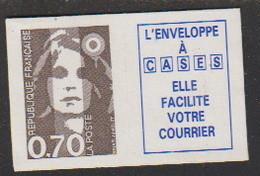 1993.N°5b** MARIANNE DU BICENTENAIRE.N°2824a - Luchtpost