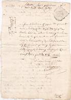 24260# GENERALITE LORRAINE ET BARROIS UN SOL 3 DENIERS VILLERS LES NANCY 1764 MEURTHE ET MOSELLE BAR MEUSE - Seals Of Generality