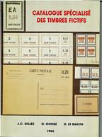 Catalogue Spécialisé Des Timbres Fictifs - France