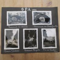 Spa 1936 10 Foto's Verwijderbaar - Places