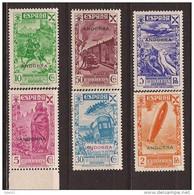 ANDBE1SCSF-L4032TO.L'andorre  .ANDORRA    ESPAÑOLA.BENEFICENCIA. 1938.(Ed 1/6**)sin Charnela. LUJO - Autres