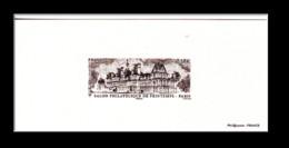 """2015 """" HOTEL DE VILLE DE PARIS """" Sur Gravure Officielle N° YT 4932  En Parfait état ! - Postdokumente"""