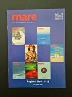 Mare – Die Zeitschrift Der Meere: Register Der Mare-Hefte 1 – 13 - Unclassified