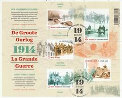 Belgie   .   OBP   .    Blok  Xxx      .     O      .  Gebruikt     .   /   .  Oblitéré - Blokken 1924-1960