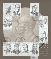 Belgie   .   OBP   .    Blok  Xxx      .     O      .  Gebruikt     .   /   .  Oblitéré - Blocks & Sheetlets 1924-1960