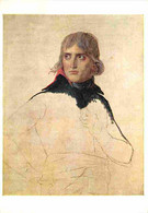 Art - Peinture - Jacques Louis David - Bonaparte - CPM - Voir Scans Recto-Verso - Pittura & Quadri