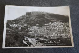 Lot De 2 CPSM - Monaco Et Monte-Carlo Avec Les Timbres 1937 - 1960 - Collections & Lots