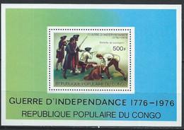 Congo-Brazzaville YT Bloc 10 Neuf Sans Charnière XX / MNH - Mint/hinged