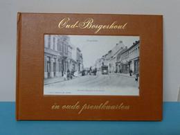 ***  OUD - BORGERHOUT  ***   -   In Oude Prentkaarten  -  1973 - Antwerpen