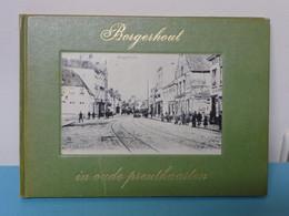 ***  BORGERHOUT  ***   -   In Oude Prentkaarten  -  1972 - Antwerpen