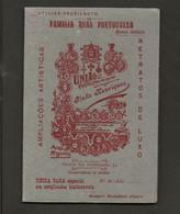 Fotografia Antiga De UNIAO Photographia Da Casa Real / Pinho Henriques PORTO. Old Cabinet Photo PORTUGAL - Anciennes (Av. 1900)