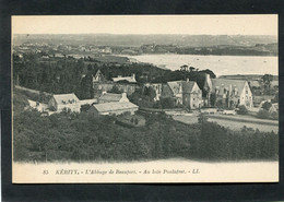 CPA - KERITY - L'Abbaye Du Beaufort - Other Municipalities