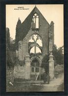 CPA - KERITY - L'Abbaye De Beauport, Animé - Other Municipalities