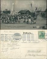 Stellingen-Hamburg Tierpark Hagenbeck - Völkerschau Äthiopien 1909 - Stellingen