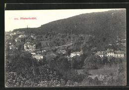 AK Hinterbrühl, Blick Vom Berg Auf Den Ort - Unclassified