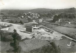 "CPSM FRANCE 87 ""Saint-Sylvestre, Env. D'Ambazac, Puits D'Uranium De Fanay"" - Andere Gemeenten"