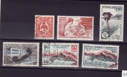 NC LOT 1960 Obli C407 - Lots & Serien