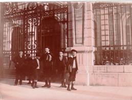 Photo  11.00 X 8.00 - NARBONNE ( 11 ) Sotie Du College Victor Hugo - Places