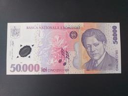 ROUMANIE 50000 LEI 2001 POLYMERE - Romania