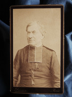 Photo CDV Doisen à Paris - Religion, Prêtre, Cardinal Circa 1890 L550-6 - Ancianas (antes De 1900)