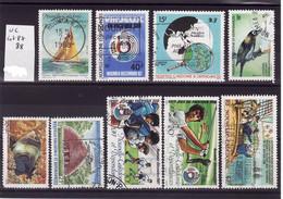 NC LOT 1987-88 Obli C423 - Lots & Serien