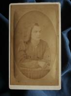 Photo CDV Amedée Boyer à Alger - Militaire Portrait D'un Zouave Circa 1885 L550-6 - Ancianas (antes De 1900)