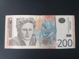 SERBIE 200 DINARA 2013 - Serbia