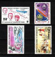 NC LOT PA 1982-83 Obli C447 - Lots & Serien