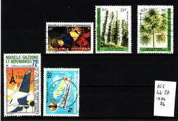 NC LOT PA 1984-86 Obli C448 - Lots & Serien