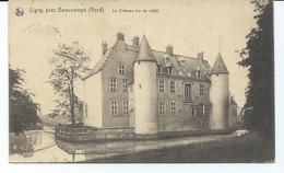 59  LIGNY - Le Château     //FELDPOST// - Other Municipalities