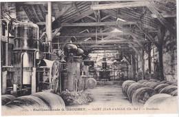 Saint Jean D'Angle, Ets G.Drouhet, Distillerie - Altri Comuni