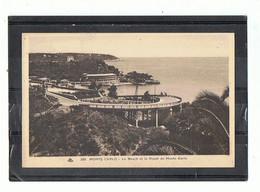 MONACO - Monte Carlo, Le Beach - 910 - Bars & Restaurants