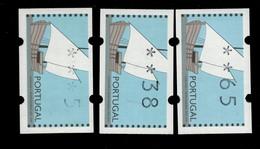 05 Karavelle (2) ** Postfrisch, MNH, Neuf - Automatenmarken (ATM/Frama)