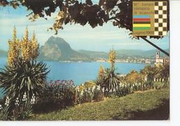 Postal 049008 : XVIIIo Torneo Olimpico Di Scacchi Lugano 1968 - Sin Clasificación