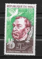 PA - 1971 - N° 115 **MNH - Alfred Nobel - Mali (1959-...)
